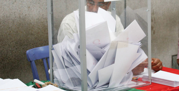 election-maroc