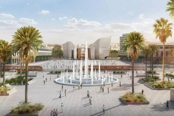 L'état d'avancement est de 40% : Le Grand théâtre de Casablanca entre  en scène en septembre 2017