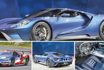 Prolongement de production: La Ford GT n'est pas encore «dead»