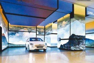 Hyundai Motor ouvre un troisième Motorstudios: Une immersion technologique dans un espace unique