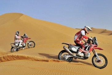 Rally: 500 participants de 22 pays au départ du Morocco Desert Challenge 2017