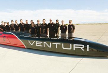 Record : La Venturi VBB-3 véhicule électrique le plus rapide au monde