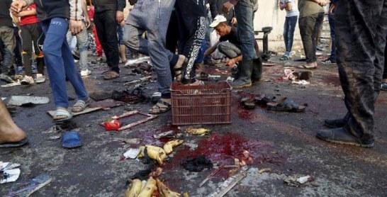 Irak : Six morts et 18 blessés dans un attentat suicide à Bagdad