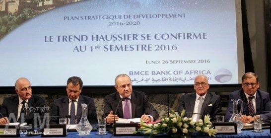 BMCE Bank of Africa : Le résultat net dépasse 1,2 milliard de dirhams