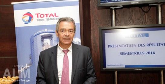 Total Maroc : des résultats an hausse au premier semestre 2016