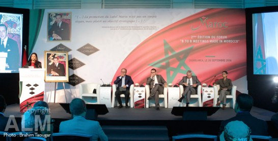 """Casablanca : Coup d'envoi du """"Forum B to B Meetings Made In Morocco"""""""