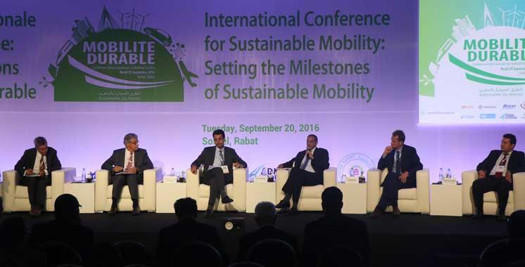 1ère édition de la Conférence internationale qui lui est dédiée: Autoroutes du Maroc, locomotive africaine en mobilité durable
