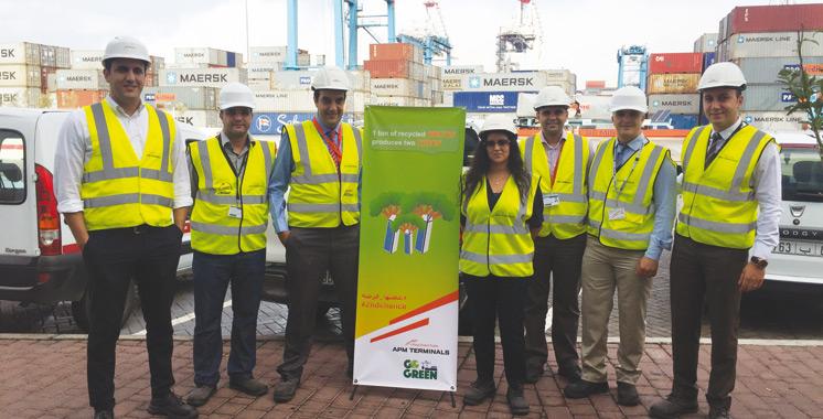 Environnement : APM Terminals Tangier réaffirme son engagement