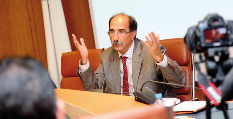 Abdelkader Boukhriss, président de la commission  fiscalité de la CGEM