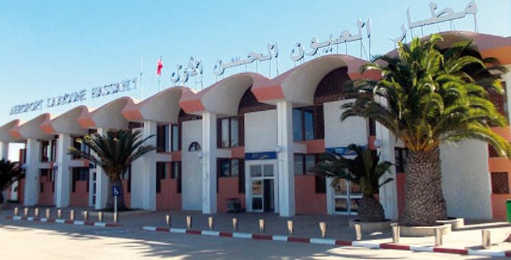 Laâyoune: Le trafic aérien en hausse  de 28,38%