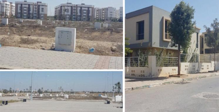 La ville de Lakhiayta : 1,4 milliard DH pour le pôle I d'«Omrane Sahel»