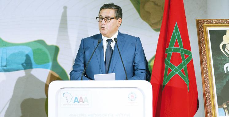 Akhannouch met en garde l'UE sur l'accord agricole