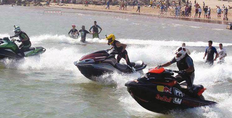 Prix Mohammed VI des sports motonautiques: Une domination à la française