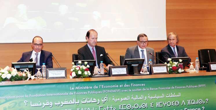 Colloque des Finances publiques à Rabat: Résoudre l'équation finances publiques vs pouvoirs politiques