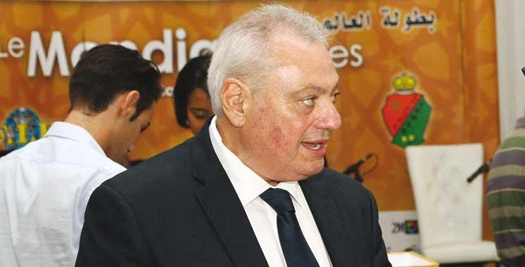 Le Maroc est le seul pays du monde qui va faire en 3 ans 3 championnats du monde