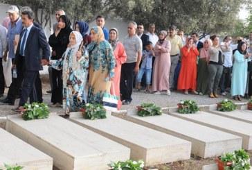 Casablanca : Inauguration du cimetière des victimes des événements sociaux 1981