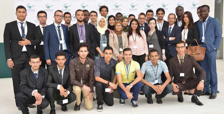 L'Ecole Centrale Casablanca accueille sa 2ème promotion d'élèves ingénieurs