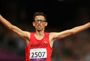Marathon de Londres : El Amin Chentouf remporte la médaille d'argent