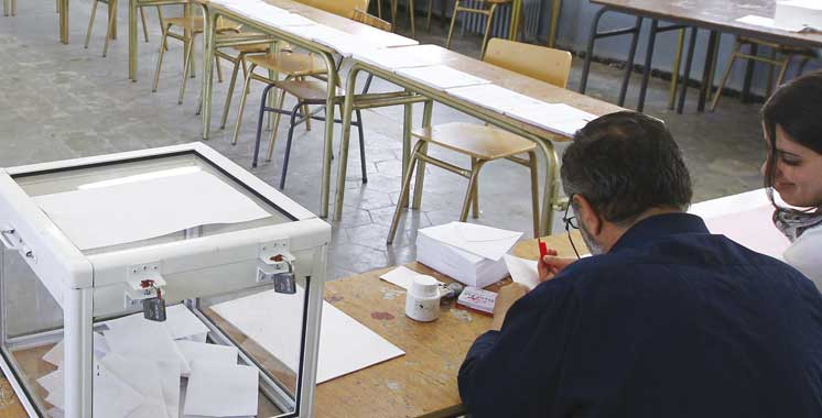 Présidence des bureaux de vote fin du «monopole du personnel