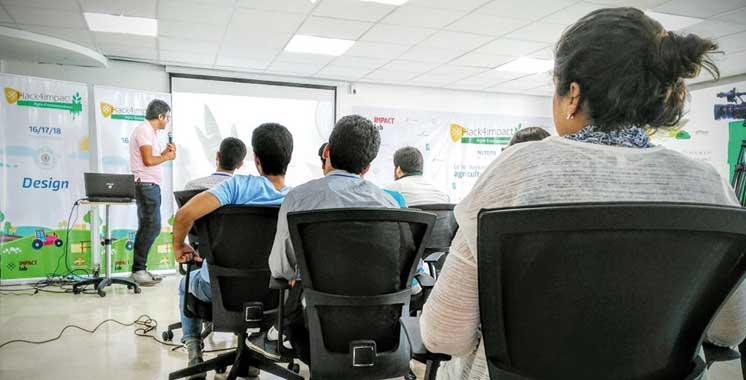 Hack4Impact : Pour une  agriculture  durable au Maroc