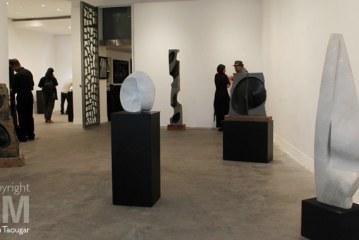 Casablanca : Ikram Kabbaj expose ses œuvres à l'Atelier 21