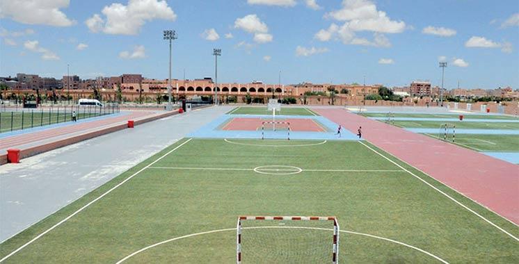 Provinces du Sud : 8 millions de dirhams pour de nouvelles structures sportives