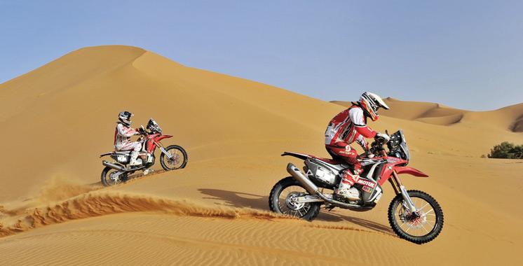 Avec plus de 300 compétiteurs: Le Rallye OiLibya du Maroc part  à la conquête des dunes