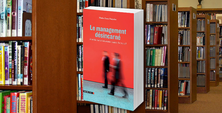 Sélection livre : Le management désincarné de Marie-Anne Dujarier