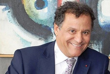 Mehdi Qotbi en visite en Australie