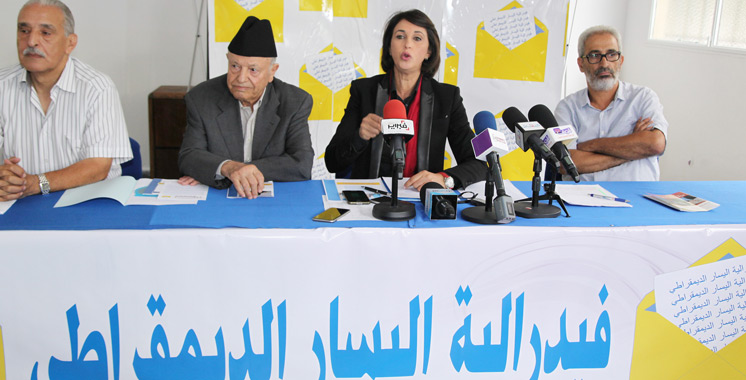 Les candidats de la FGD s'engagent à renoncer à leurs salaires de parlementaires
