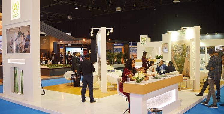 Villes vertes : OCP en force au City Scape Dubai 2016