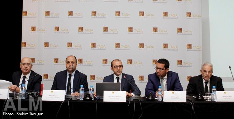 Taqa Morocco livre son bilan semestriel: La production d'énergie grimpe de 4,7% à fin juin