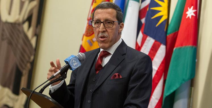 Droits de l'Homme : Belle distinction de Omar Hilale au sein de l'ONU