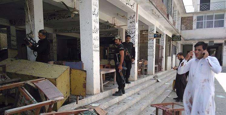 Pakistan : Au moins 10 morts et 40 blessés dans une attaque contre un tribunal