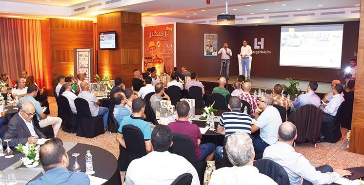 LafargeHolcim Maroc lance  son nouveau ciment «Perfecto»