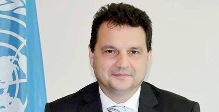 Phillipe Poinsot : «Nous sommes aux côtés du gouvernement marocain»