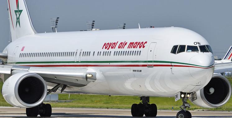 Des artistes africains remportent le prix «Wings of Africa» pour l'habillage d'avions de la RAM