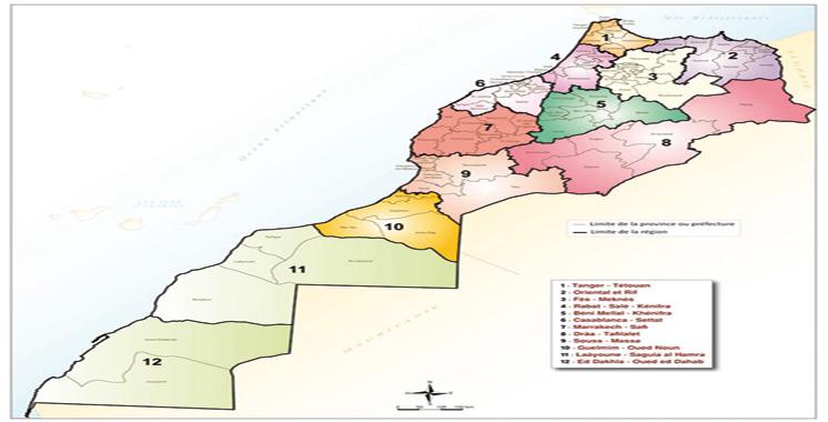 Aménagement du territoire : Les régions peuvent passer  au concret