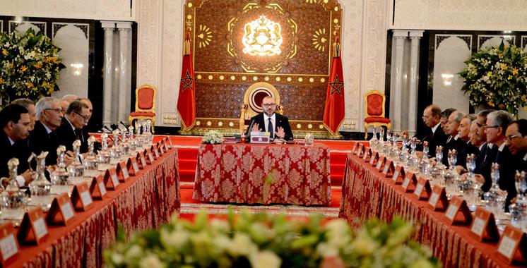 Conseil des ministres : trois projets de lois adoptés