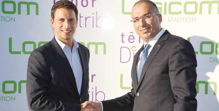 Logicom s'implante au Maroc: La sphère technologique s'enrichit