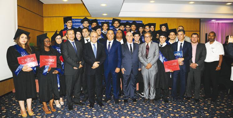 Supinfo Maroc célèbre 49 lauréats