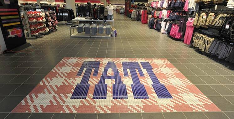 Un magasin Tati au Tachefine Center