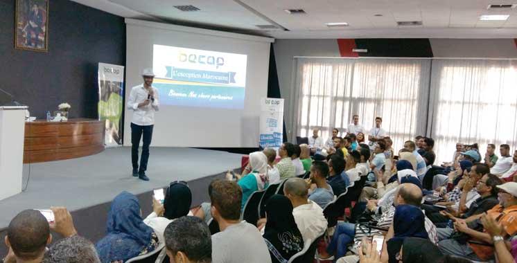 Conférence à Casablanca : Promouvoir les AGR sur la Toile