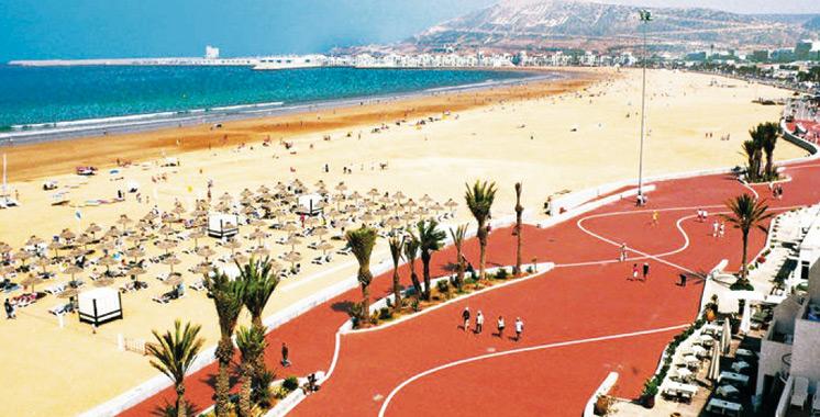 TO Coral Travel programme deux fréquences Moscou-Agadir