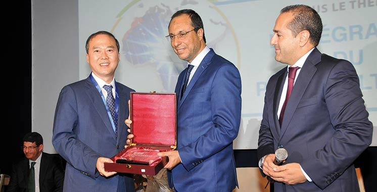 Salon international Photovoltaica : Quatre conventions signées en ouverture