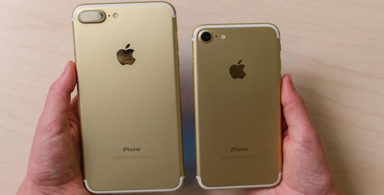 Industrie: L'iPhone 7 coûte trois fois moins son prix