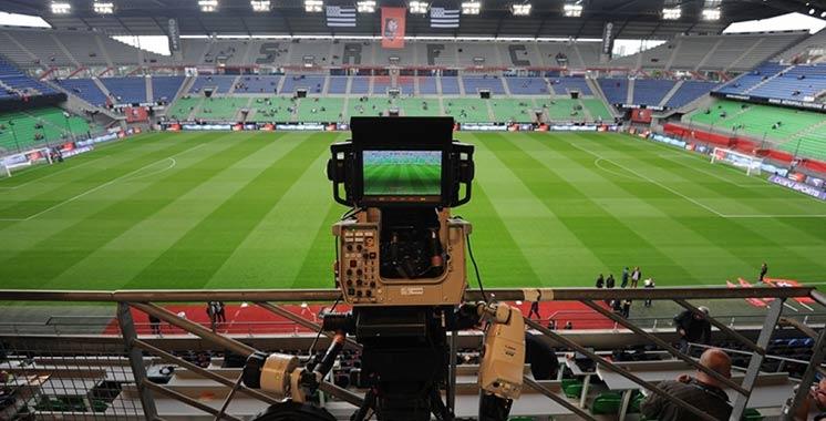 Football : L'arbitrage vidéo testé lors de Italie-France est »prometteur»