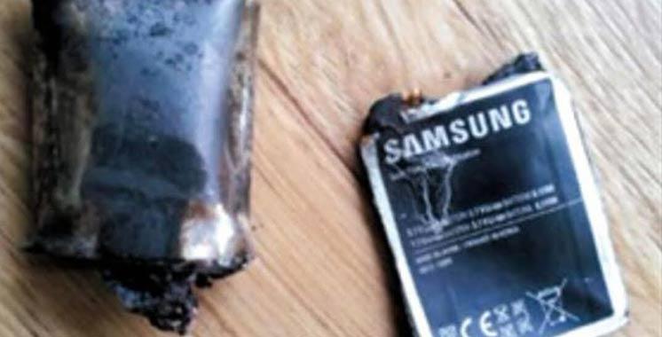 Samsung : suspension des ventes du Galaxy Note 7 en raison d'une explosion de batterie