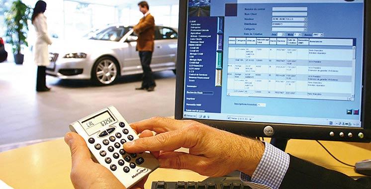 Crédit consommation : L'automobile sauve la mise