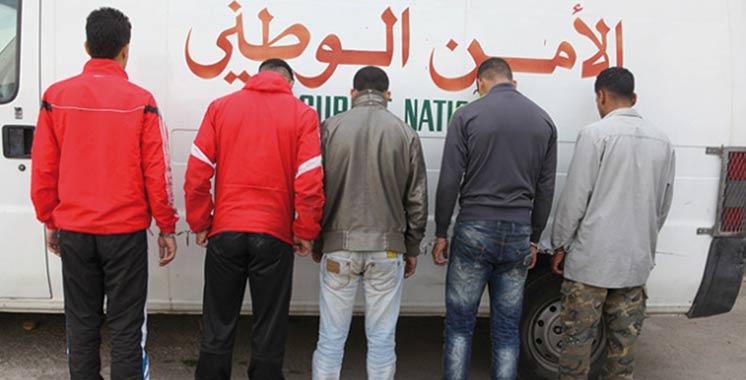Casablanca : Une bande criminelle déférée devant le parquet pour vol avec violence